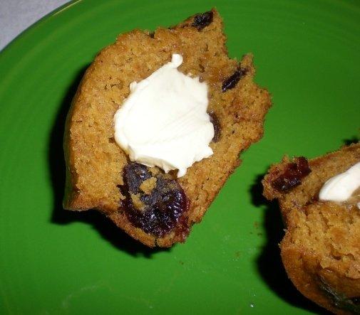 muffin-butter